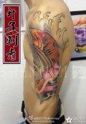 一般遮盖纹身用什么图案比较好?