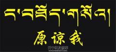原谅我的梵文翻译