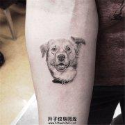纹动物纹身都要纹很大面积吗?小纹身也可以表