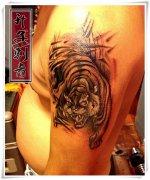 重庆纹身 手臂纹身 手臂纹身价格 升子作品 纹身