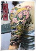重庆纹身 重庆哪里有纹身店 大臂武士纹身