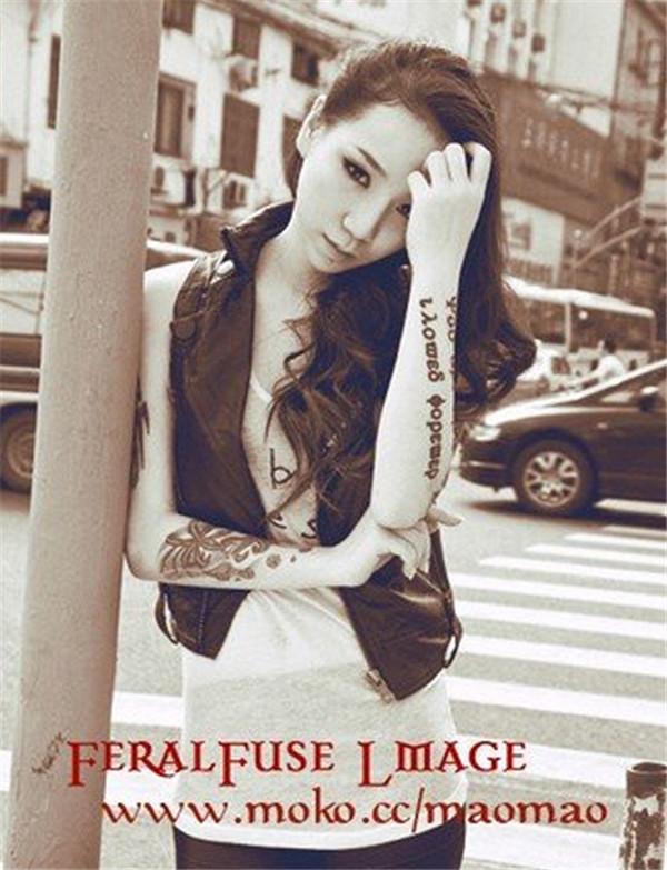 重庆纹身店之升子纹身对隐形纹身的介绍!