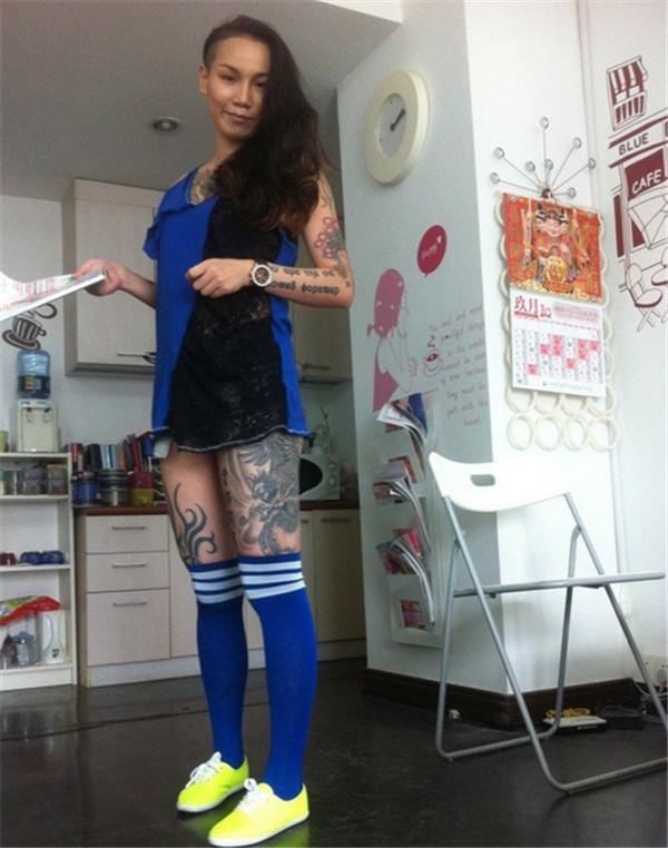 重庆最好纹身店-之个人意见!