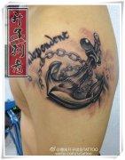 重庆手臂纹身_重庆船锚纹身-重庆船锚纹身哪里好