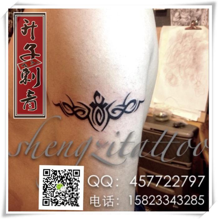 重庆纹身-手臂图腾纹身#重庆图腾纹身价格