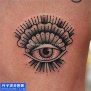 上帝之眼纹身图案大全